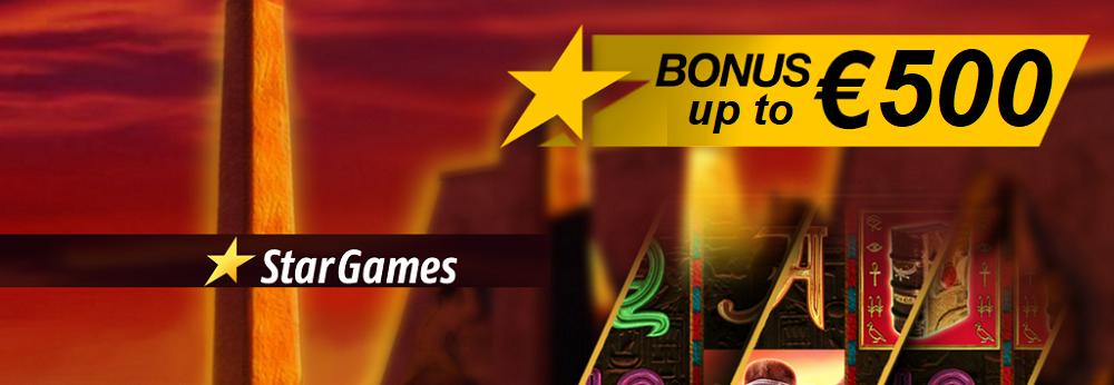 Stargames Casino Novoline Bonus Codes