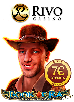 Book of Ra Rivo Casino