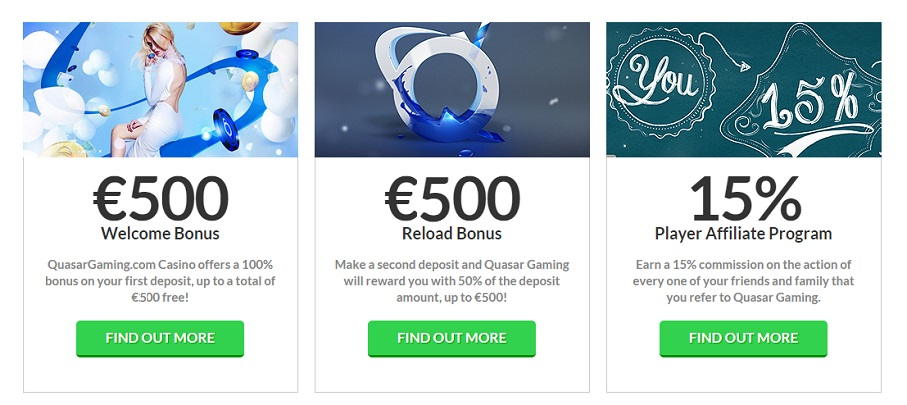 online casino eu biggest quasar