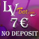 LV Bet No Deposit Bonus