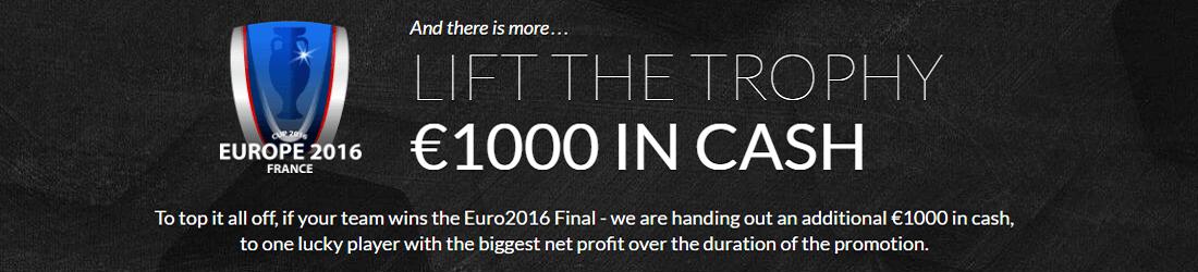 Quasar Gaming Euro 2016 Trophy