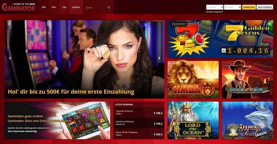 Casino Gaminator