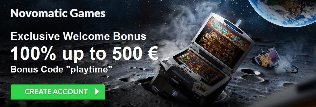 1.000 € Novoline Bonus