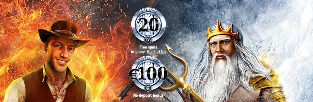 No Deposit Futuriti Casino Bonus