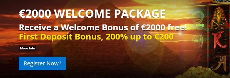 77 Jackpot Welcome Bonus Novoline